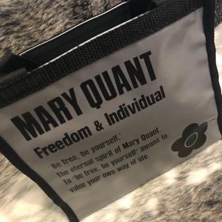 MARY QUANT - 【MARY QUANT】スパバッグ/ボトル/バス/ノベルティ/ギフト/非売品