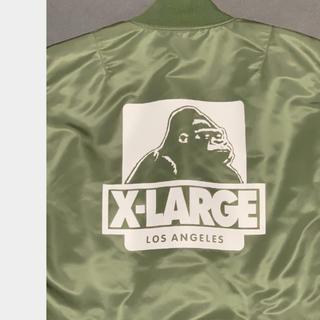 XLARGE - XLARGE MA-1ジャケット