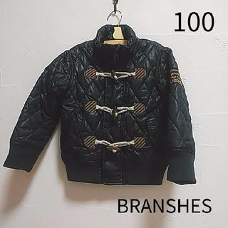 ブランシェス(Branshes)のBRANSHES ブランシェス ジャンパー 100(ジャケット/上着)