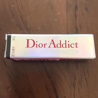Dior - 新品未使用 Dior リップ マキシマイザー ミニサイズ
