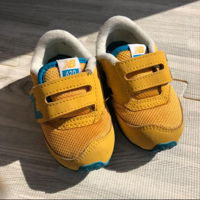 New Balance(ニューバランス)のニューバランス ベビースニーカー NB キッズ/ベビー/マタニティのベビー靴/シューズ(~14cm)(スニーカー)の商品写真