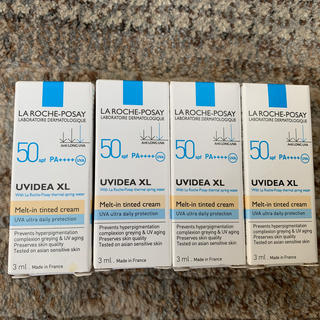 ラロッシュポゼ(LA ROCHE-POSAY)のラロッシュポゼ UVイデア XL ティント 試供品4個セット(化粧下地)