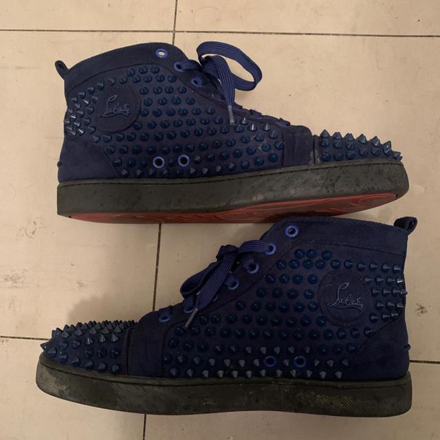 Christian Louboutin(クリスチャンルブタン)のクリスチャンルブタン メンズの靴/シューズ(スニーカー)の商品写真