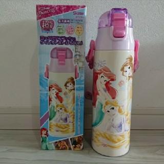 Disney - プリンセス 新品 超軽量 ダイレクトステンレスボトル 580ml