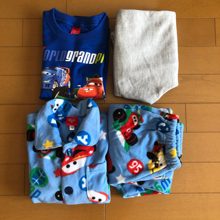 Disney - カーズ パジャマセット☆110