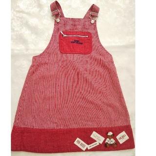 ピンクハウス ワンピース  120  130  ジャンパースカート