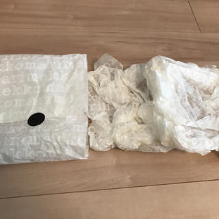 マリメッコ(marimekko)のマリメッコ   ティッシュ 薄紙  ペーパー marimekko(ラッピング/包装)