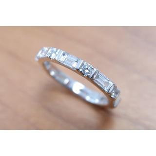 エクセルコ ダイヤモンド 0.992ct リング エタニティ フルエタニティ (リング(指輪))