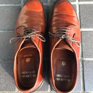 Alden - オールデン 貴重なラベロのサンフランシスコオールデンの靴になります。