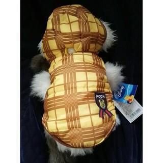 クマノプーサン(くまのプーさん)の犬服 くまのプーさん ☆ディズニー 新品未使用(犬)