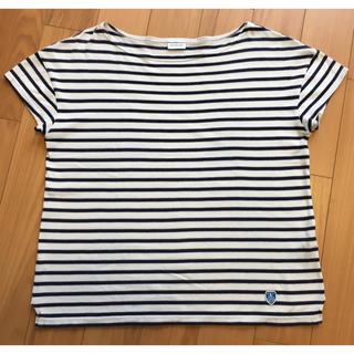 ORCIVAL - オーシバル 半袖ボーダーTシャツ サイズF