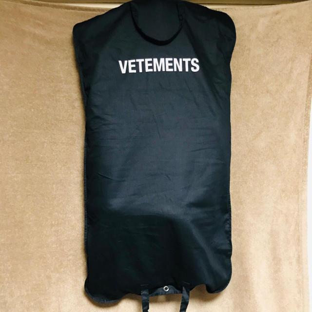 Balenciaga(バレンシアガ)のXS VETEMENTS Anarchy Print Leather アナーキー メンズのジャケット/アウター(レザージャケット)の商品写真