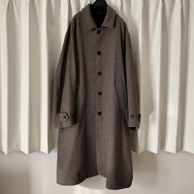 COMOLI(コモリ)のラムちゃん様専用 メンズのジャケット/アウター(ステンカラーコート)の商品写真
