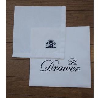 Drawer - ドゥロワーノベルティ2点セット未使用品blaminkyori