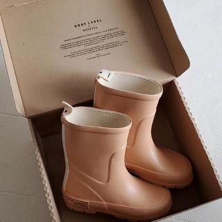 graylabel X NOVESTA - RAIN BOOTS 長靴