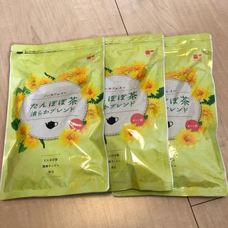 たんぽぽ茶 ポット用30個x3セット