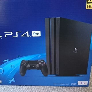 PlayStation4 - PS4 Pro CUH7200B