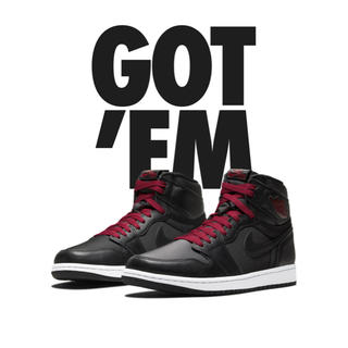 NIKE - AIR JORDAN 1 RETRO HIGH OG 国内正規品
