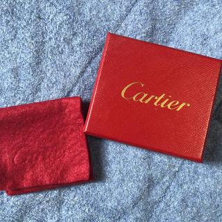 Cartier - 【ケースのみ】cartier ジュエリーボックス カルティエ
