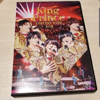 Johnny's - King&Prince CONCERT TOUR 2019 Disc1のみ