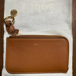 クロエ(Chloe)のクロエ Chloe カードケース パース 財布(パスケース/IDカードホルダー)