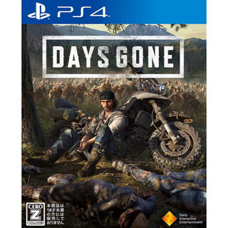 PlayStation4 - PS4 デイズゴーン