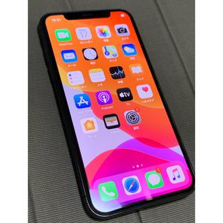 iPhone - 美品 iPhone X