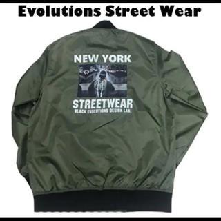 Evolutions ストリートウェア 新品 ジャケット 2XL(ミリタリージャケット)