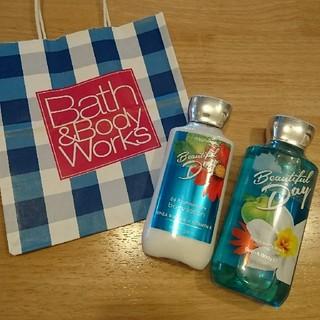 Bath & Body Works - 新品★Bath&Body Works☆ボディローション&シャワージェル♪②
