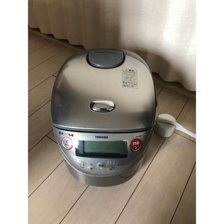 東芝 - TOSHIBA IH炊飯器 東芝 RC-10PY 動作確認済み2008年製送込