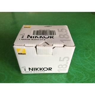 Nikon - 1 NIKKOR 18.5mm f/1.8