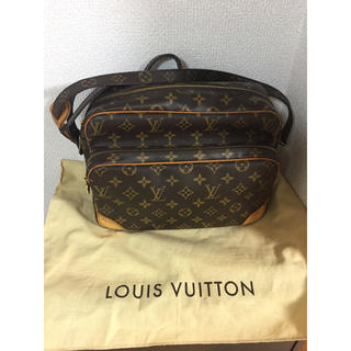 LOUIS VUITTON - 鑑定済み 正規品  ルイヴィトン ショルダーバッグ