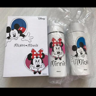 ミッキーマウス(ミッキーマウス)のミッキー ミニー ステンレスボトル(水筒)