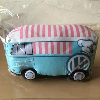 フォルクスワーゲン(Volkswagen)のワーゲン ネックピロークッション(クッション)
