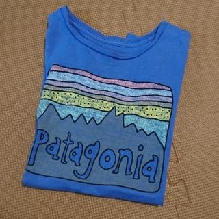 patagonia - patagonia  パタゴニア☆Tシャツ    5T