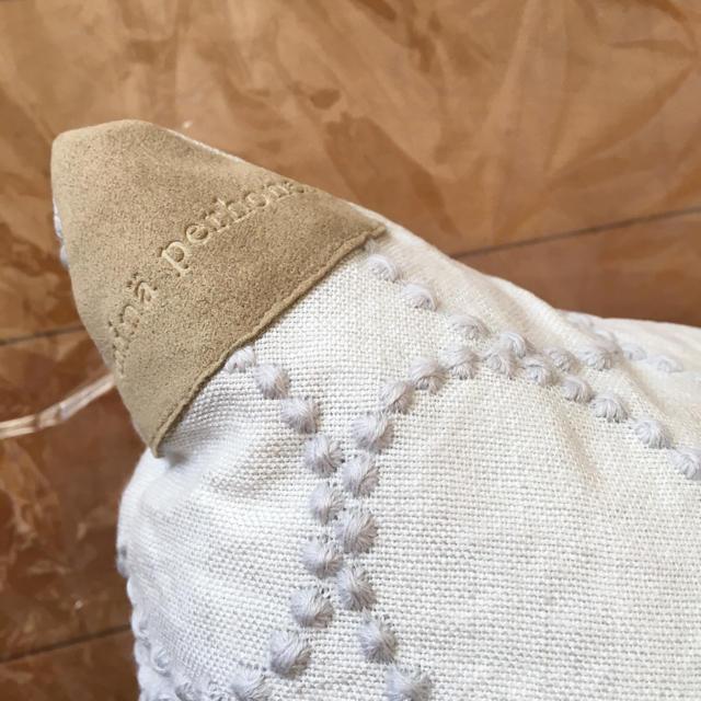 mina perhonen(ミナペルホネン)のミナペルホネン タンバリン クッション 小 レディースのレディース その他(その他)の商品写真