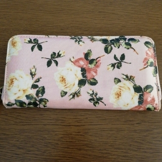 ピンクハウス(PINK HOUSE)の☆値下げ!PINK  HOUSE  長財布ラウンドファスナー(財布)