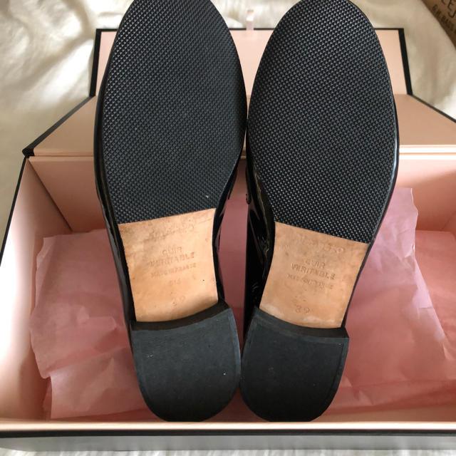 repetto(レペット)のrepetto  エナメルシューズ レディースの靴/シューズ(ローファー/革靴)の商品写真