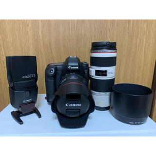 Canon - 【美品】EOS 6D  24-70  70-200 スピードライト セット