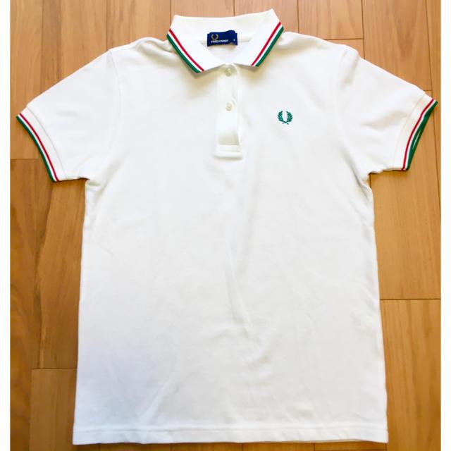 FRED PERRY(フレッドペリー)のお値下げ中 フレッドペリー ポロシャツ レディース M レディースのトップス(ポロシャツ)の商品写真