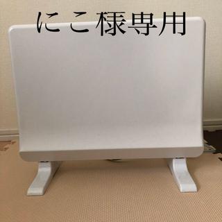 使用は数回数分のみ☆スリーアップ ミニパネルヒーター ポカポカ暖ミニヒート