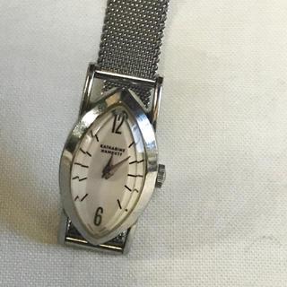 キャサリンハムネット(KATHARINE HAMNETT)のKATHARINE HAMNETT LONDON 腕時計(腕時計)
