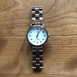 マークバイマークジェイコブス(MARC BY MARC JACOBS)のMARC BY MARC JACOBS  腕時計 ピンクゴールド(腕時計)