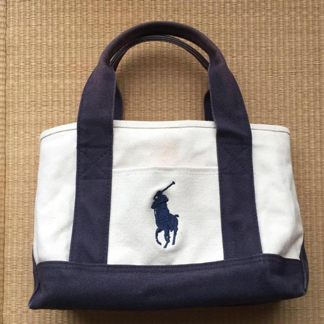 POLO RALPH LAUREN(ポロラルフローレン)のラルフローレン レディースのバッグ(トートバッグ)の商品写真
