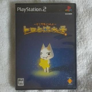 プレイステーション2(PlayStation2)のPS2 トロと流れ星 美品(家庭用ゲームソフト)