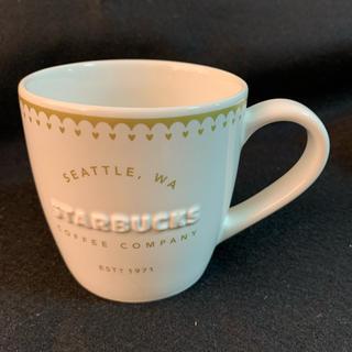 スターバックスコーヒー(Starbucks Coffee)のバレンタイン2020マグホワイト355ml スターバックス(グラス/カップ)