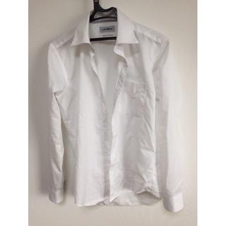 アオキ(AOKI)のAOKI LES MUSE ワイシャツ ホワイト メンズ(39-84)(シャツ)