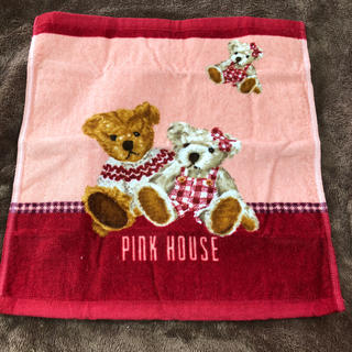 PINK HOUSE - ピンクハウス ウォッシュタオル