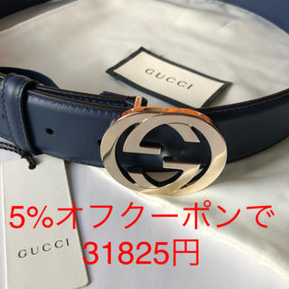 Gucci - GUCCI 正規品 新品 ベルト ユニセックス レディース メンズ