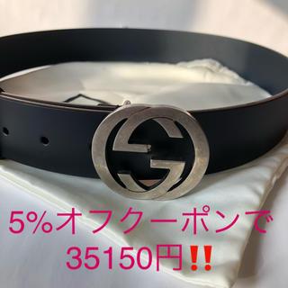 Gucci - GUCCI 正規品 ベルト 新品 ユニセックス